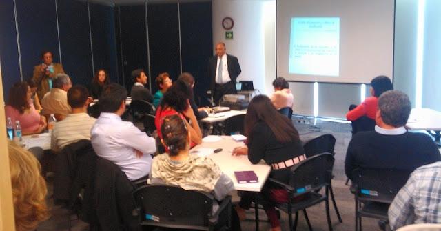 Curso internacional sobre políticas e instrumentos de ordenamiento territorial. ILPES 2013, México D.F.
