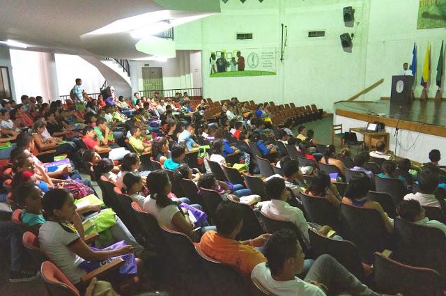 Celebración Día del Geógrafo en la Universidad de Córdoba (Colombia)