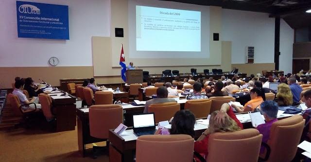 Convención Internacional de Ordenamiento Territorial y Urbanismo OTU-2015, La Habana (Cuba)